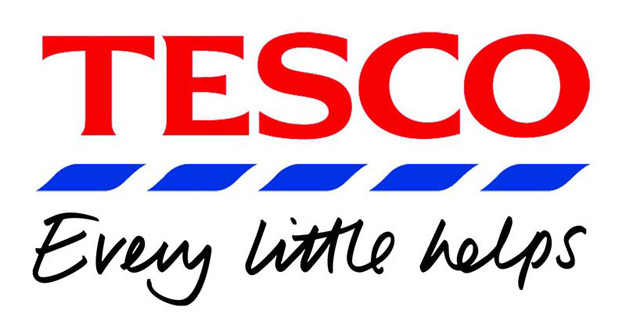 Tesco main box