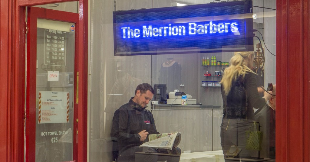 Barber Open Sunday : merrion barbers address merrion barbers merrion shopping centre ...